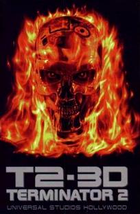 T2 3-D: Battle Across Time  - Poster / Capa / Cartaz - Oficial 1