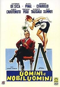 Homens e Nobres - Poster / Capa / Cartaz - Oficial 3