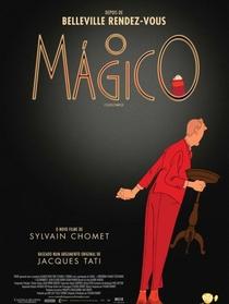 O Mágico - Poster / Capa / Cartaz - Oficial 3