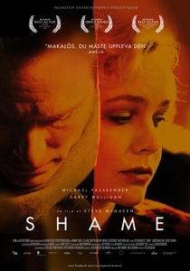 Shame - Poster / Capa / Cartaz - Oficial 8