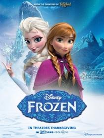 Frozen - Uma Aventura Congelante - Poster / Capa / Cartaz - Oficial 4