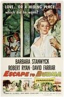 Selvas indomáveis (Escape to Burma)
