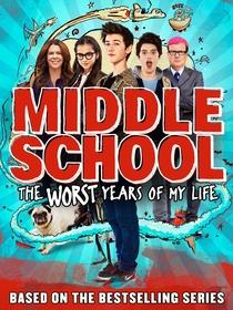 Escola: Os Piores Anos da Minha Vida - Poster / Capa / Cartaz - Oficial 8