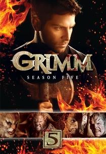 Grimm (5ª Temporada) - Poster / Capa / Cartaz - Oficial 2