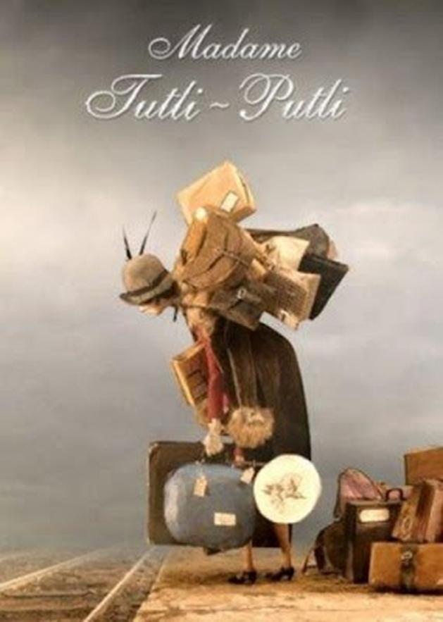 Sessão Curta+: Madame Tutli-Putli (2007)