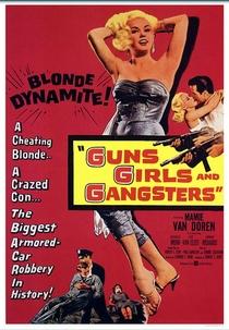 Garotas, Gatilhos e Gangsters - Poster / Capa / Cartaz - Oficial 2