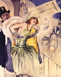 Modas de Paris - Poster / Capa / Cartaz - Oficial 1