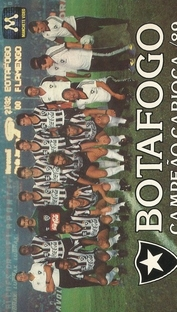 Botafogo - Campeão Invicto 89 - Poster / Capa / Cartaz - Oficial 1