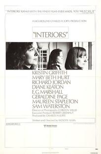 Interiores - Poster / Capa / Cartaz - Oficial 4