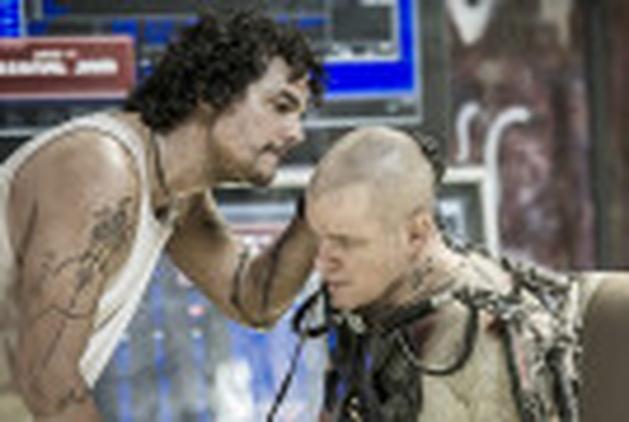 """Matt Damon e Wagner Moura em novos Spots de TV de """"Elysium"""""""