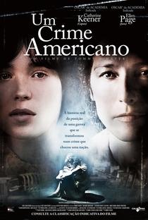 Um Crime Americano - Poster / Capa / Cartaz - Oficial 7