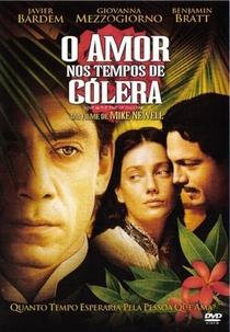 O Amor nos Tempos do Cólera - Poster / Capa / Cartaz - Oficial 3