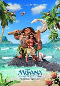 Moana: Um Mar de Aventuras - Poster / Capa / Cartaz - Oficial 12