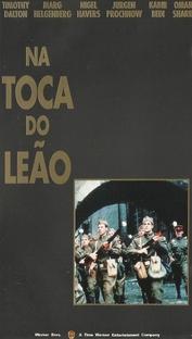 Na Toca do Leão - Poster / Capa / Cartaz - Oficial 1