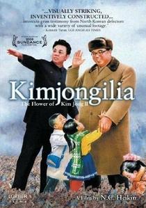 Kimjongilia - Poster / Capa / Cartaz - Oficial 1