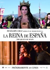 A Rainha da Espanha - Poster / Capa / Cartaz - Oficial 2