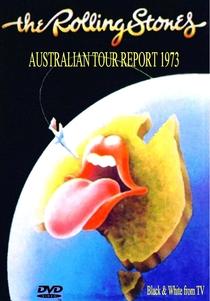 Rolling Stones - Australian Tour Report 1973  - Poster / Capa / Cartaz - Oficial 1
