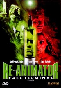 Re-Animator - Fase Terminal - Poster / Capa / Cartaz - Oficial 4