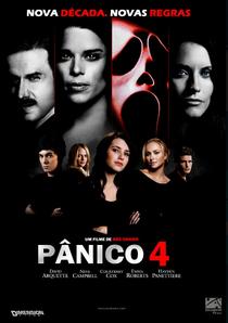 Pânico 4 - Poster / Capa / Cartaz - Oficial 5
