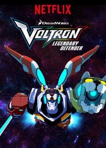 Voltron: O Defensor Lendário (2ª Temporada) - Poster / Capa / Cartaz - Oficial 1