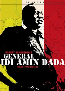 General Idi Amin Dada - Poster / Capa / Cartaz - Oficial 1