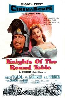 Os Cavaleiros da Távola Redonda  - Poster / Capa / Cartaz - Oficial 5