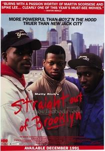 Fugindo do Brooklyn - Poster / Capa / Cartaz - Oficial 3
