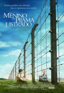O Menino do Pijama Listrado - Poster / Capa / Cartaz - Oficial 1