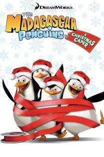 Os Pinguins de Madagascar - Missão de Natal - Poster / Capa / Cartaz - Oficial 2