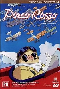 Porco Rosso: O Último Herói Romântico - Poster / Capa / Cartaz - Oficial 8