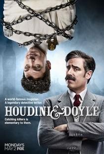 Houdini e Doyle - Poster / Capa / Cartaz - Oficial 1