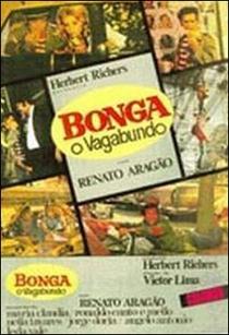 Bonga, O Vagabundo - Poster / Capa / Cartaz - Oficial 1