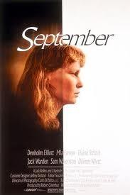 Setembro - Poster / Capa / Cartaz - Oficial 2