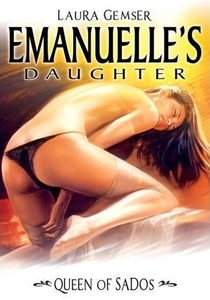 Emanuelle's Daughter - Poster / Capa / Cartaz - Oficial 1