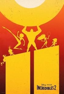 Os Incríveis 2 - Poster / Capa / Cartaz - Oficial 2