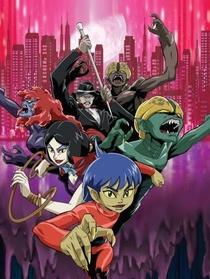 Humanoid Monster Bem - Poster / Capa / Cartaz - Oficial 1