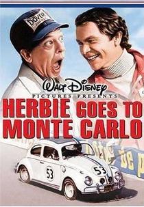 Um Fusca em Monte Carlo - Poster / Capa / Cartaz - Oficial 2