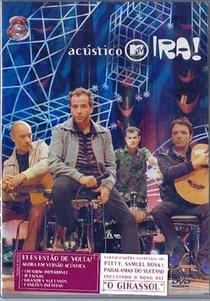 Acústico MTV - Ira! - Poster / Capa / Cartaz - Oficial 1