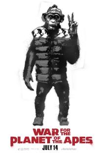 Planeta dos Macacos: A Guerra - Poster / Capa / Cartaz - Oficial 8