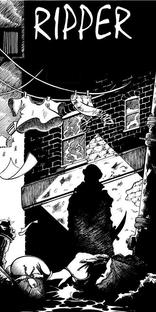 Ripper  - Poster / Capa / Cartaz - Oficial 1