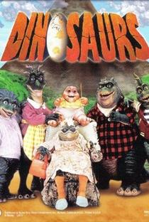 Família Dinossauros (1ª Temporada) - Poster / Capa / Cartaz - Oficial 2