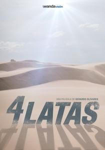 4 Latas - Poster / Capa / Cartaz - Oficial 1
