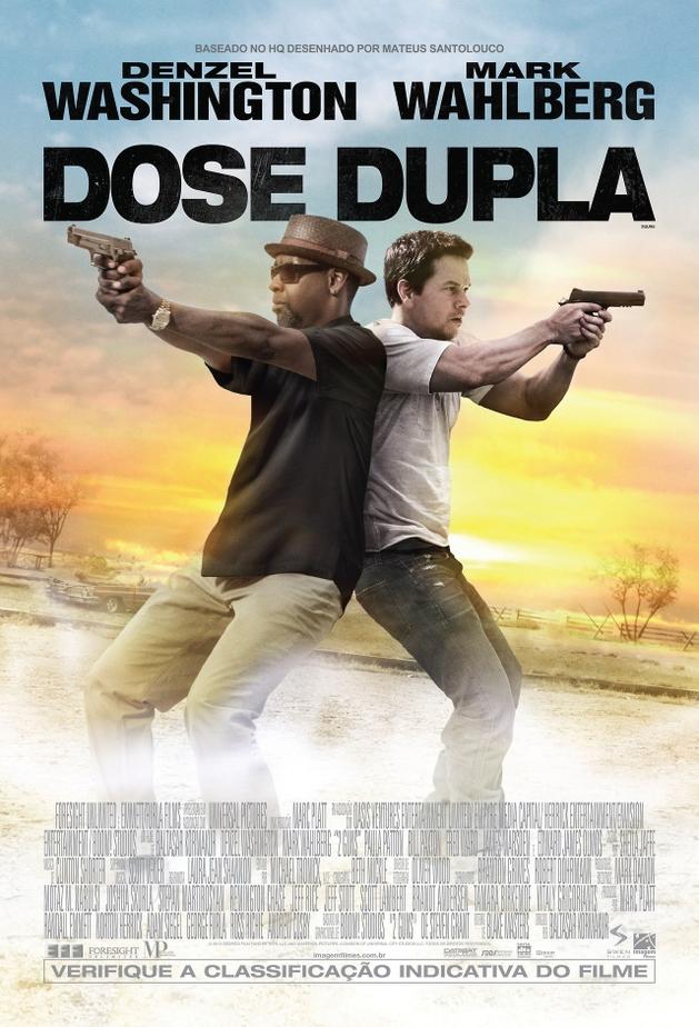 Dose Dupla (2 Guns) - Crítica