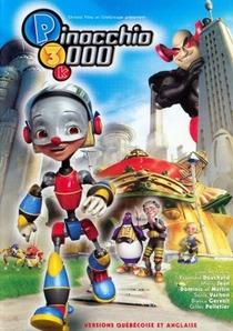 Pinóquio 3000 - Poster / Capa / Cartaz - Oficial 2