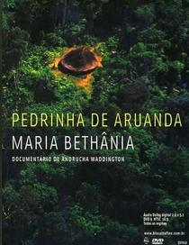 Maria Bethânia - Pedrinha de Aruanda - Poster / Capa / Cartaz - Oficial 2