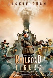 Railroad Tigers - Poster / Capa / Cartaz - Oficial 1
