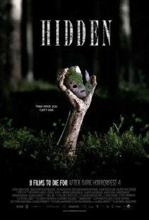 Hidden - Poster / Capa / Cartaz - Oficial 1