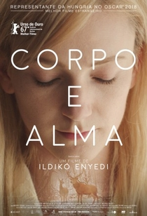 Corpo e Alma - Poster / Capa / Cartaz - Oficial 1