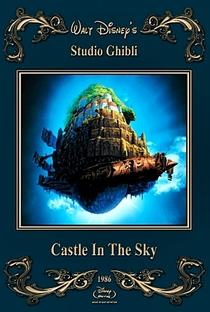 O Castelo no Céu - Poster / Capa / Cartaz - Oficial 10