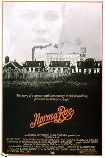 Norma Rae - Poster / Capa / Cartaz - Oficial 3